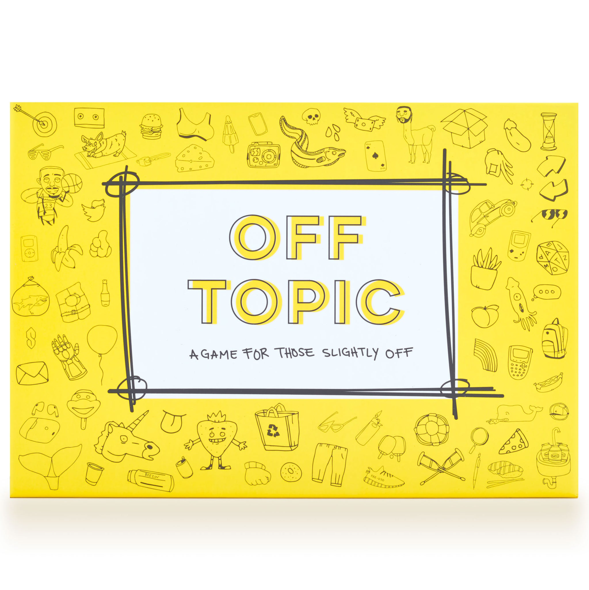 Off Topic A Game For Those Slightly Off