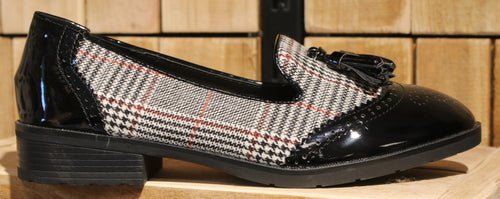 Mocassins style burberry