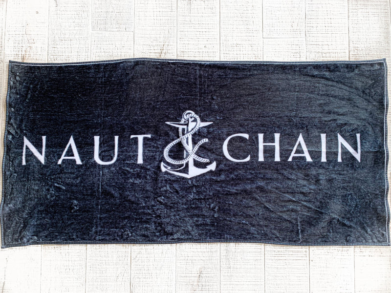 Naut & Chain Towel