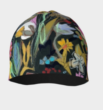 "Load image into Gallery viewer, NEW!!!    ""Dark Forest Celebration Botanical"" Beanie Size S/M"