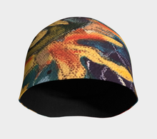 "Load image into Gallery viewer, NEW!! ""Gnarly Sunflower Botanical"" Beanie"