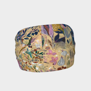 "ANIMAL LOVERS COLLECTION ""King of the Summer North Botanical"" Headband"