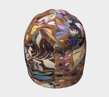 "Load image into Gallery viewer, NEW!!!   ""Autumn Celebration Botanical"" Beanie Size S/M"