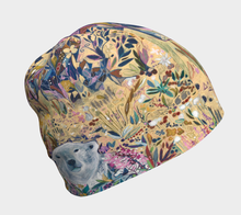 "Load image into Gallery viewer, ANIMAL LOVERS COLLECTION ""King of the Summer North Botanical"" Beanie"