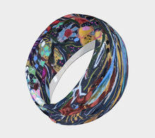 "Load image into Gallery viewer, NEW!!! ""Dark Botanical"" Headband"