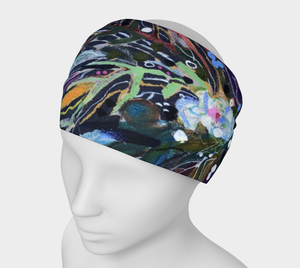 "NEW!!! ""Dark Botanical"" Headband"