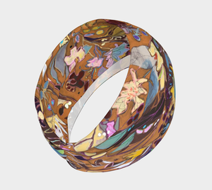 """Autumn Celebration Botanical"" Headband"