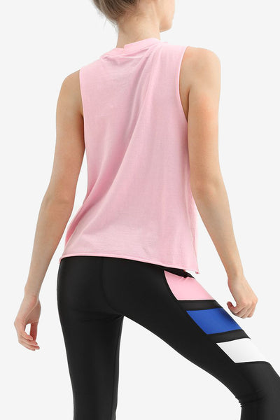 Ramp Up Tank Top - Pink