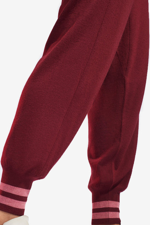 Arctic Trackpant - Berry