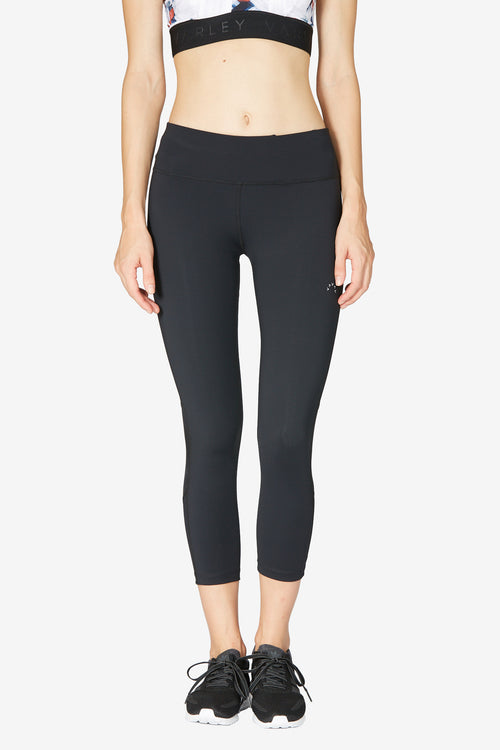 Lexington Cropped Tight - Black