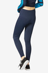 Blackout Leggings - Navy