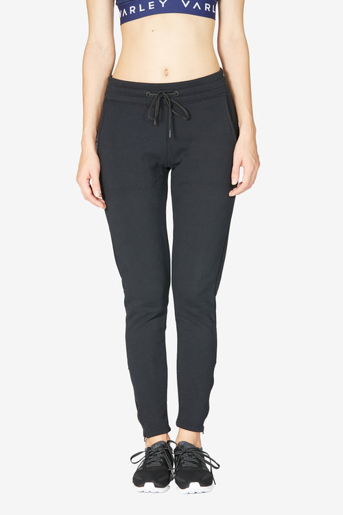 Finley Trackpant - Black