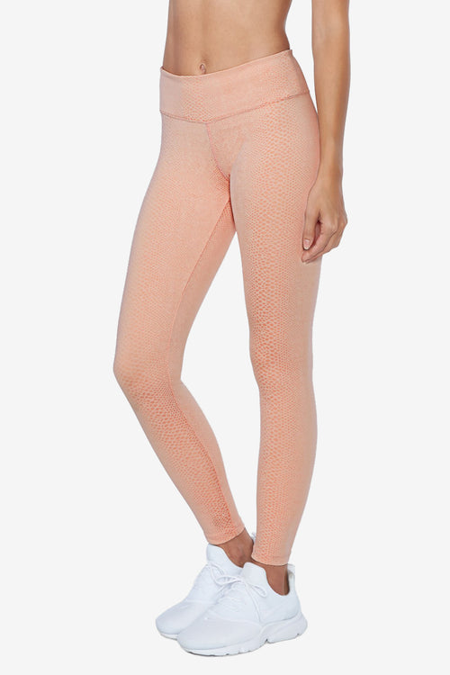 Drive High-Rise Serpente Legging - Cameo Snake