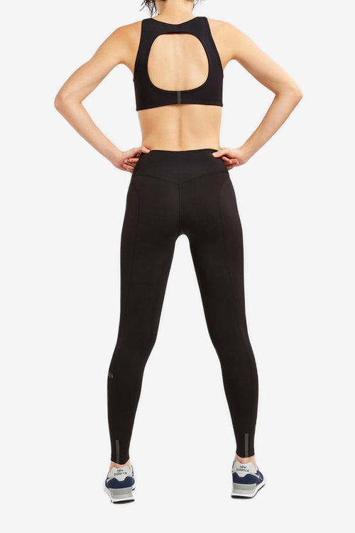 Edie High Waist Tight - Black