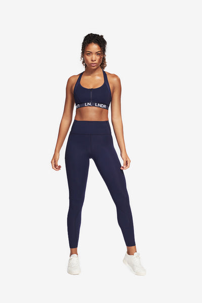 Hype Sports Bra - Navy