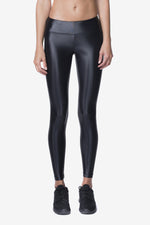 LUSTROUS LEGGING - BLACK