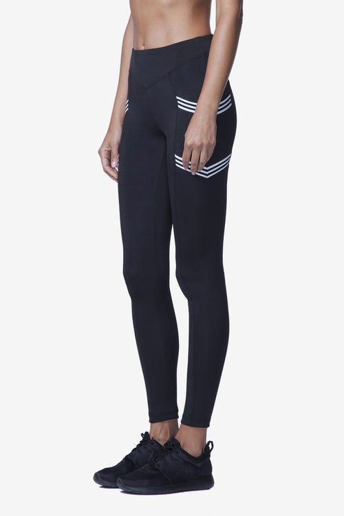 Nightside High Rise Legging - Black