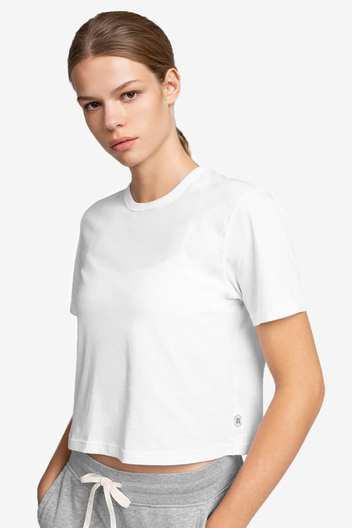 Box Fit T-Shirt - White