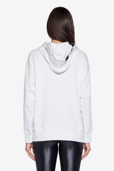 Spry Hoodie - White