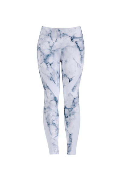 Windsor Tight - Teal Marble