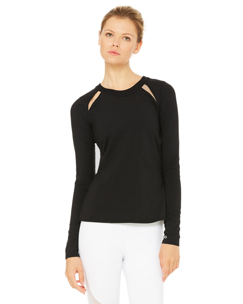 Mantra Long Sleeve - Black