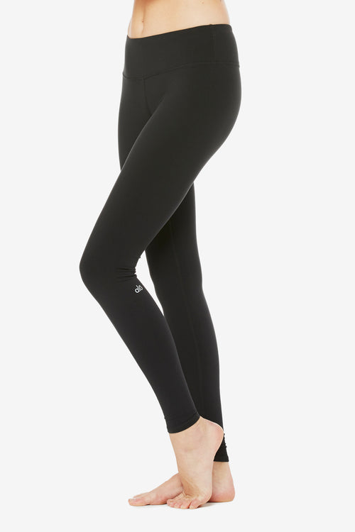 Airbrush Legging - Black