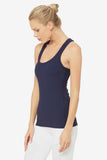 Rib Support Tank - Rich Navy