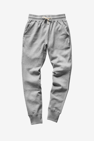 Slim Sweatpant - Heather Grey
