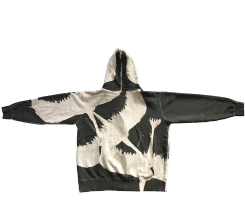 'Flying Birds' Hoodie ~ Special collaboration with Ahcahcum-Muchacha ~