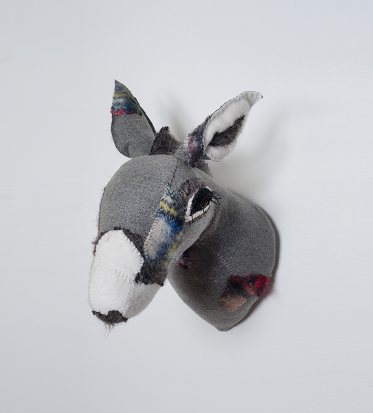 Donkey in Mohair