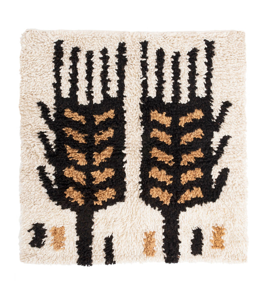 Wheat Rug - Naturals