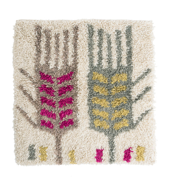 Wheat Rug - Single, Colorful
