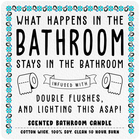 What Happens In The Bathroom