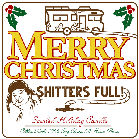 Merry Christmas, Shitters Full