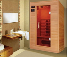 Load image into Gallery viewer, 2 Person Indoor Infrared Sauna