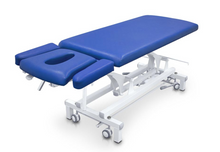 Load image into Gallery viewer, Hydraulic Massage Table with Adjustable Armrests