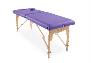Portable Wood Massage Table - Basic Range (180cm x 60cm)