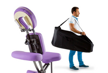 Load image into Gallery viewer, Steel Massage Chair - Pro Range