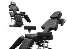 Load image into Gallery viewer, Hydraulic Adjustable Tattoo & Treatment Chair