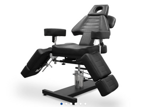 Hydraulic Adjustable Tattoo & Treatment Chair