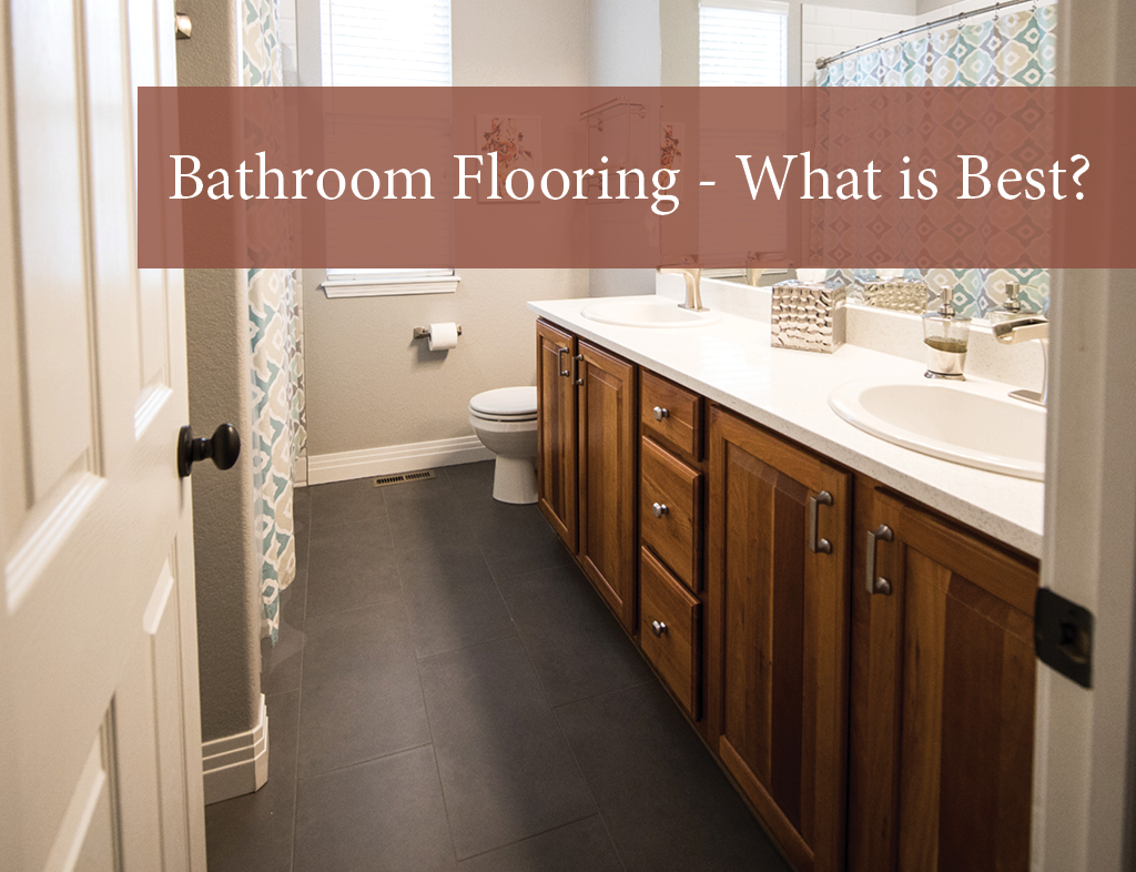What Is The Best Flooring For Bathrooms The Good Guys