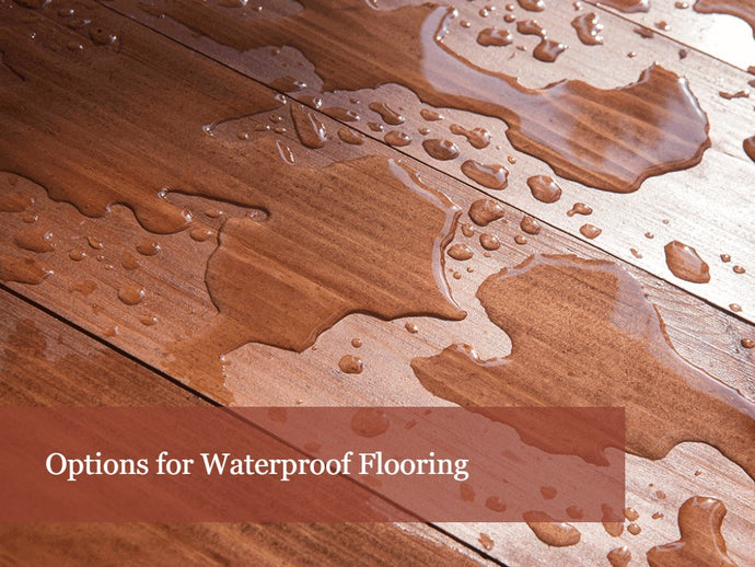 Wading Through Waterproof Flooring
