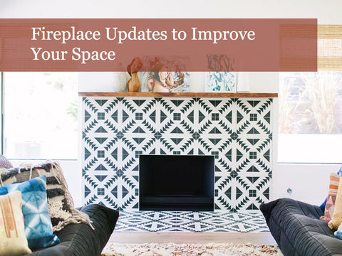 New Ideas for Your Fireplace Facelift