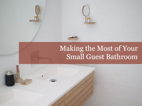 Top 5 Best Remodel Ideas for Small Bathrooms