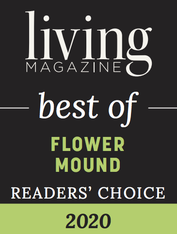 Living Magazine, Best of Flower Mound, Readers Choice 2020