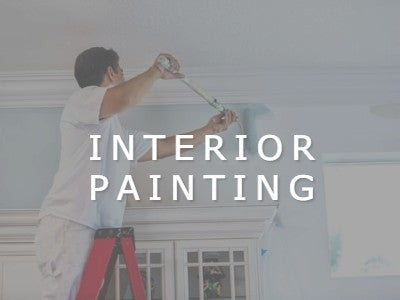 Interior Home Painting Services from The Good Guys