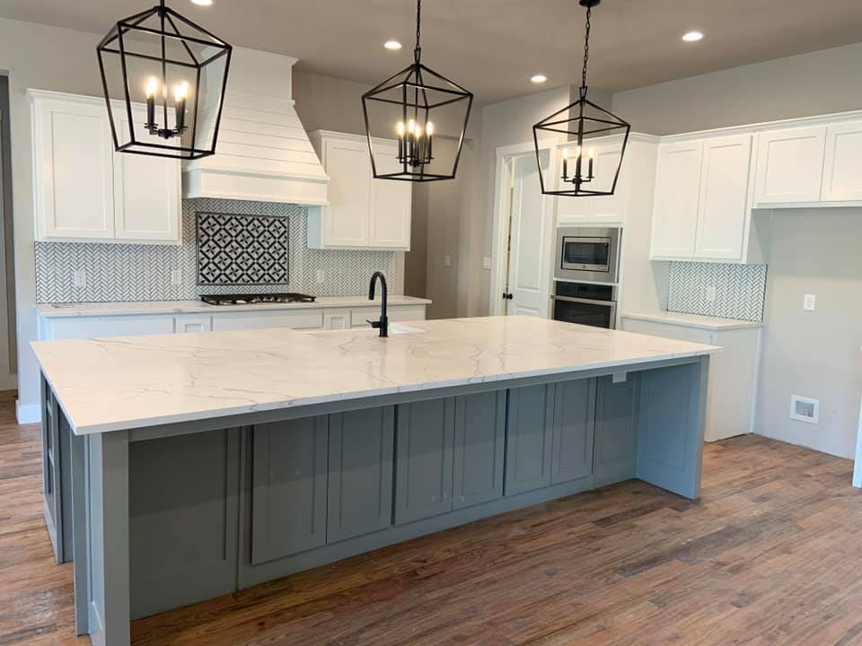 New Open Kitchen Layout - Kitchen Remodelers in Dallas