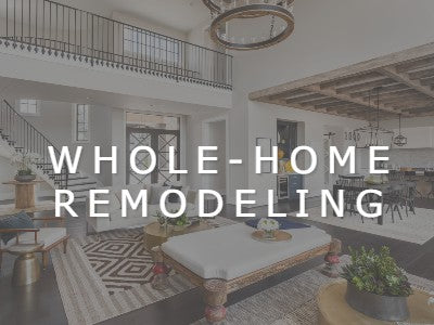 Whole Home Remodeling by The Good Guys