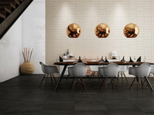 Interceramic Tile - Montpellier - Nero - Bricklay Mosaic - 5