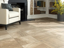 Interceramic Tile - Amalfi Stone - Crema Vasari - 16x16 - 3